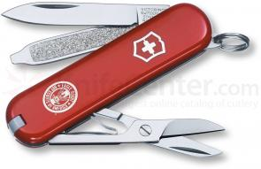 Victorinox Swiss Army Classic SD Multi-Tool, Red, Eagle Scout, 2.28 inch Closed