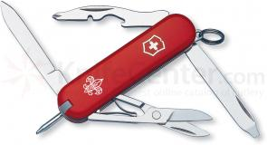 Victorinox Swiss Army 55231 Manager, Boy Scouts of America, 2-1/4 inch Red Handles