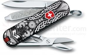 Victorinox Swiss Army 56124 Limited Edition Classic 2012 Multi-Tool, White Shadow, 2-1/4 inch Closed