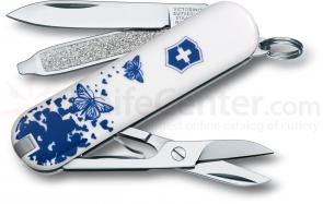 Victorinox Swiss Army 56126 Limited Edition Classic 2012 Multi-Tool, Romantic Modern, 2-1/4 inch Closed