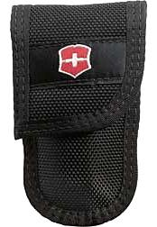 Victorinox Swiss Army Large Black Cordura Belt Pouch (33229)