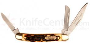Schrade Uncle Henry JR 2.75 Closed Small Stockman Style Folder