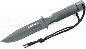 Schrade SCHF2SM Extreme Survival Hollow Handle Special Forces 5.6 inch Plain Blade, Nylon Sheath