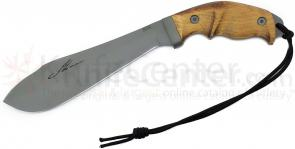 Scorpion Knives John  inchLofty inch Wiseman  inchSignature inch Survival Tool, 8.5 inch Parang Style Blade, Beech Wood Handle