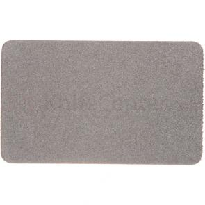 EZE-LAP Coarse Stone, Black Wallet - 2 inch x 3-1/4 inch Credit Card Size Stone