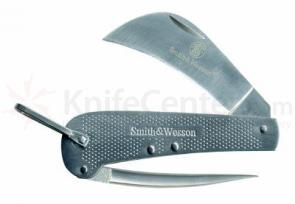 Smith & Wesson Marlin Spike Hawk Bill Blade 4 inch Closed