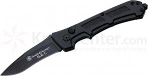 Smith & Wesson AUTO (Large) H.R.T. 3.3 inch Plain Modified Tanto Blade
