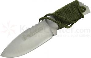 Smith & Wesson Guide Master Fixed 4 inch Wide Blade, OD Green Cord Wrapped Handle