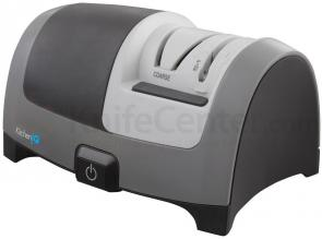 KitchenIQ by Smith's 50374 Diamond Edge 2 Electric Sharpener