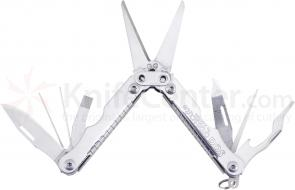 SOG CC-51 CrossCut Keychain Size Mini Scissors Based Multi-Tool
