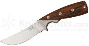 SOG WD-02 Woodline (Small) Fixed 4 inch Satin Plain Blade, Wood Handles