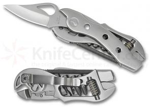 Spyderco ByrdRench with Pliers Crescent Wrench & Screwdriver Bits