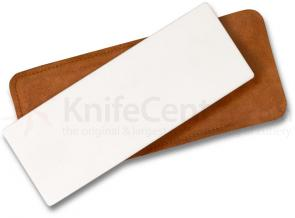 Spyderco Ultra Fine Ceramic Bench Stone 3 inch x 8 inch for tools knives and razors