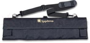 Spyderco SP1 SpyderPac Large Carrying Case, Holds 30 Folding Knives