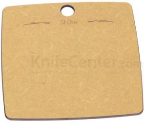 St. Croix Small Square Quick Chop Cutting Board, 7-1/2 inch x 7-1/2 inch