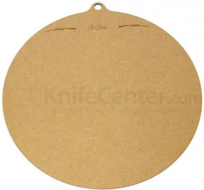 St. Croix Large Round Serving Board, 18 inch Diameter