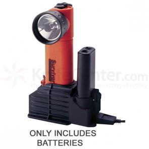 Streamlight Piggyback Charge Holder, Steady Charge w/Extra Batteries