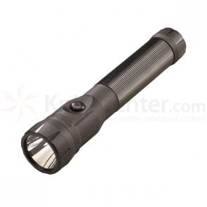Streamlight PolyStinger LED, w/12V DC Charger, Black Body