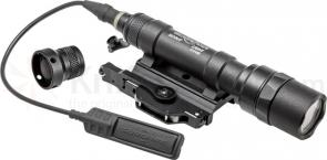 SureFire M620 Ultra Scout Light LED WeaponLight, 500 Lumens, Black