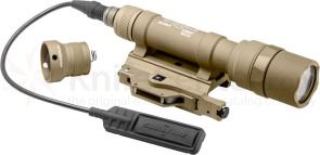 SureFire M620 Ultra Scout Light LED WeaponLight, 500 Lumens, Desert Tan