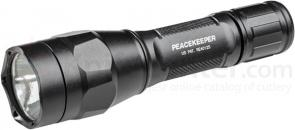 SureFire P1R Peacekeeper Tactical Rechargeable Ultra-High Single-Output LED Flashlight, 600 Lumens