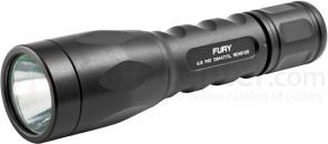 SureFire P2X Fury Dual-Output LED Flashlight, 500 Max Lumens