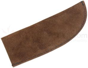 Svord Brown Suede Sheath for Peasant Knife