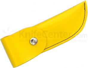 Svord Yellow Polyurethane Sheath for Peasant Knife