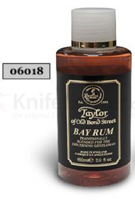Taylor of Old Bond Street Bay Rum Aftershave / Cologne 5 oz (150ml)
