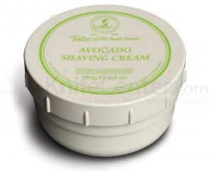 Taylor of Old Bond Street Avacado Shaving Cream 5.3 oz (150g)
