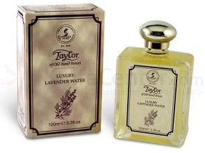 Taylor of Old Bond Street Luxury Lavender Water 3.3 oz (100ml)