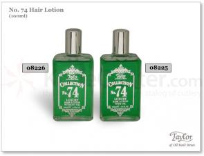 Taylor of Old Bond Street Collection No. 74 Hair Lotion with Oil 3.5 oz (100ml)