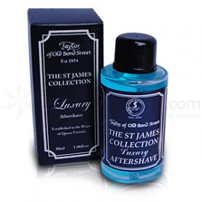 Taylor of Old Bond Street The St James Collection Luxury Aftershave 1.06 oz (30ml)