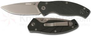 Timberline Small Workhorse with 2 inch Plain Edge Blade & G-10 Handle