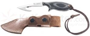 Timberline Alaskan Zipper Knife 6.25 inch Overall w/Instructional DVD