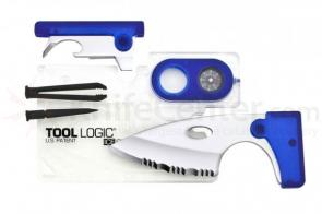 Tool Logic ICE Companion, Clear/Blue (ICC1B)