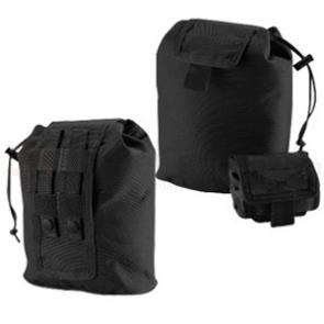 T.O.P. Gear Rolling Multi-Purpose Storage Pouch, Black