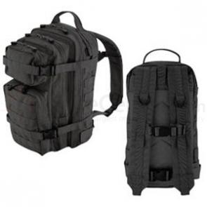T.O.P. Gear Luggage 1.5 Day Pack in Black Color