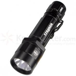 T.O.P. Stryker Tactical Flashlight 6V Batteries Aluminum Body Xenon