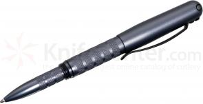 Tuff-Writer Operator Tactical Pen, Sniper Gray, Sanitized (TW-OPS-AL-GRY)