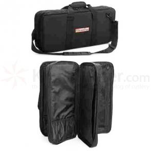 The Ultimate Edge EVO 18 Piece Knife Case, Black