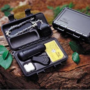 UST Ultimate Survival Deluxe Survival Kit, Black Case