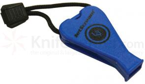UST Ultimate Survival JetScream Safety Whistle, Blue
