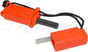 UST Ultimate Survival StrikeForce Fire Starter, Orange