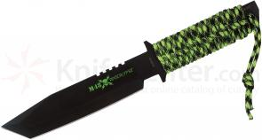 United Cutlery M48 Apocalypse Fighter 5 inch Blade with FREE Paracord Survival Bracelet, Paracord Handle (UC2967)