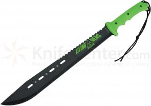 United Cutlery Black Legion Living Dead Machete 25 inch Overall AUS-18 Steel