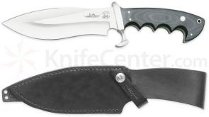 Gil Hibben Alaskan Survival Knife 6-7/8 inch Blade with Leather Sheath