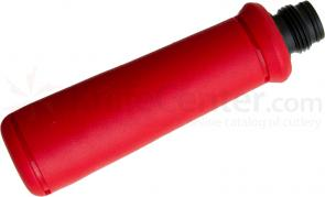WASP Injection Knife Model 12 Tapered Handle Grip, Red, Holds 12g Cartridge