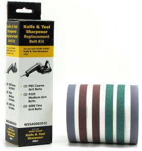 Work Sharp WSKTS Assorted Belt Kit (WSSA0002012)