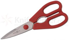 Wusthof Silverpoint II Come-Apart Kitchen Shears - Red